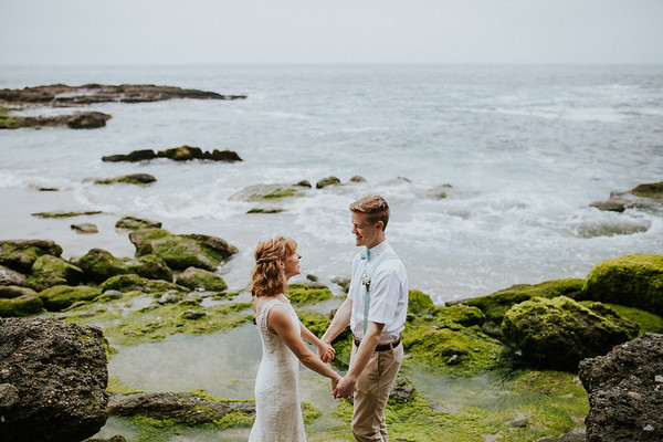 Nathan + Skylar | Laguna Beach California Wedding