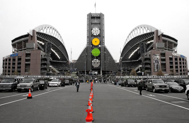 Seahawk's Stadium Seattle
