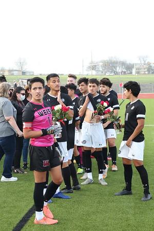 WHS Soccer Seniors 2021