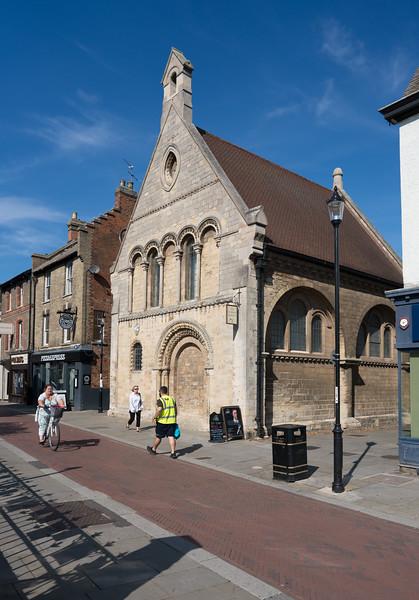 Cromwell Museum, Huntingdon, Cambridgeshire