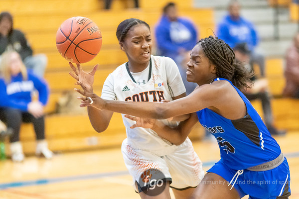1-22-20 Minneapolis South at Minneapolis North Girls Basketball