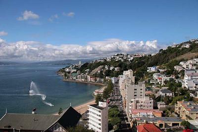 Wellington and North Island