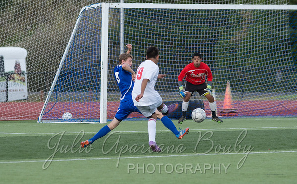 131002 SWOCC Men Soccer vs Clark CC