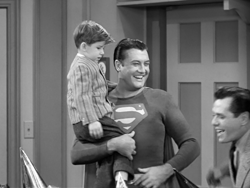 ". ""Lucy and Superman\""   (CBS)"