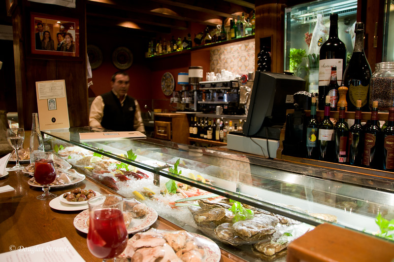 Tue 3/15 in Seville: Time for some tapas