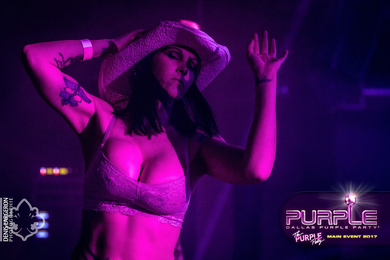 THE PURPLE PARTY | Main Event 2017