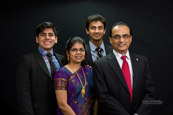 Geetha Hemnath Family