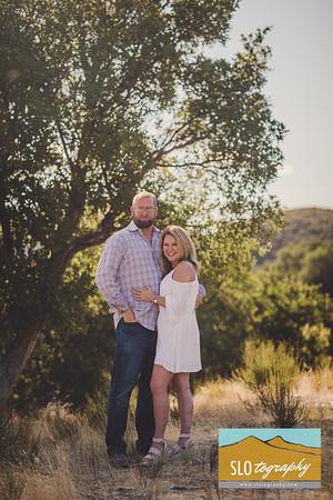 Jodi+Matt ~ Engaged in Santa Margarita