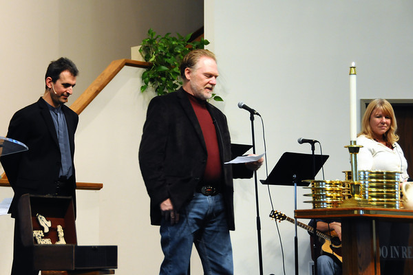 January 13th, 2013 Worship Service