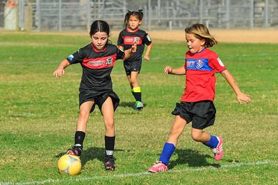 CSC Girls Division 6A Recreational 10-25-2014