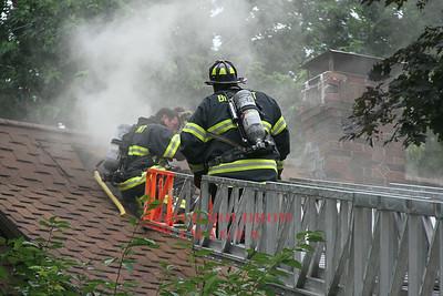 Belmont, MA - Working Fire, 15 Milton Street, 7-14-14
