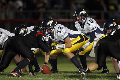 Valley Lutheran at Carrollton Football 20121005