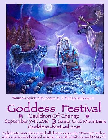 Goddess Festival 2016
