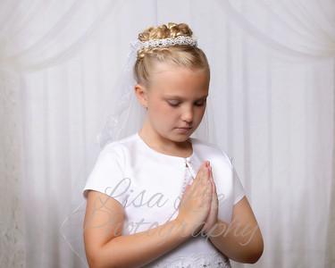 Annaleigh, Communion