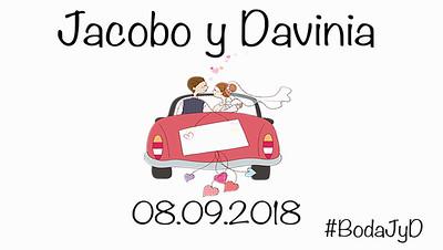 Boda Jacobo y Davinia