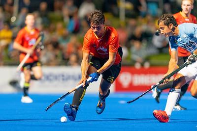 FIH Pro League Hockey Men Australia vs Argentina 06.03.2020