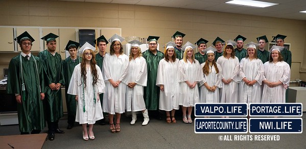 La Crosse High School Graduation 2017