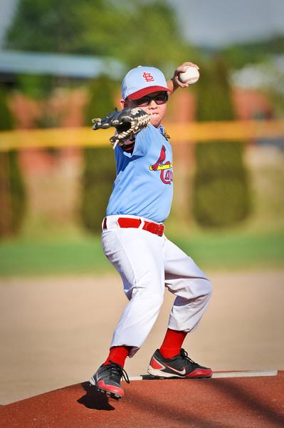Cardinals June 2012 League Play
