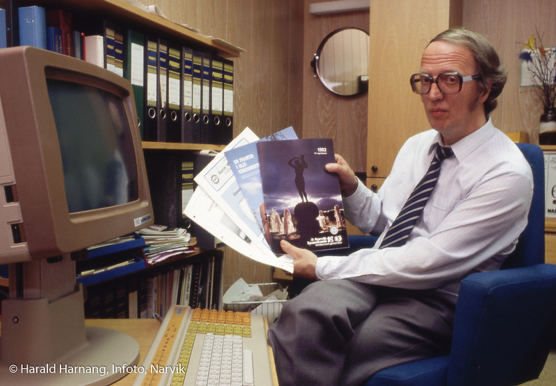 Fremovers aksiedens-avdeling ble på et tidspunkt skilt ut som eget selskap, Nortrykk AS med Bernt Berntsen som leder.