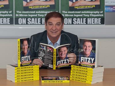 Tony Fitzpatrick book launch