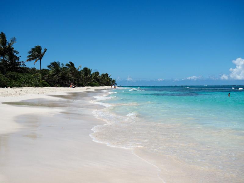 Flamenco Beach on Culebra Island