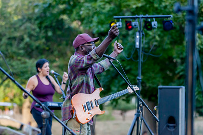 Clinton Fearon: Concerts in the Park @ Ober Park  August 2017