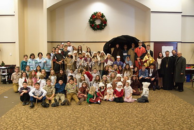 Church School Christmas Pageant - December 17, 2017