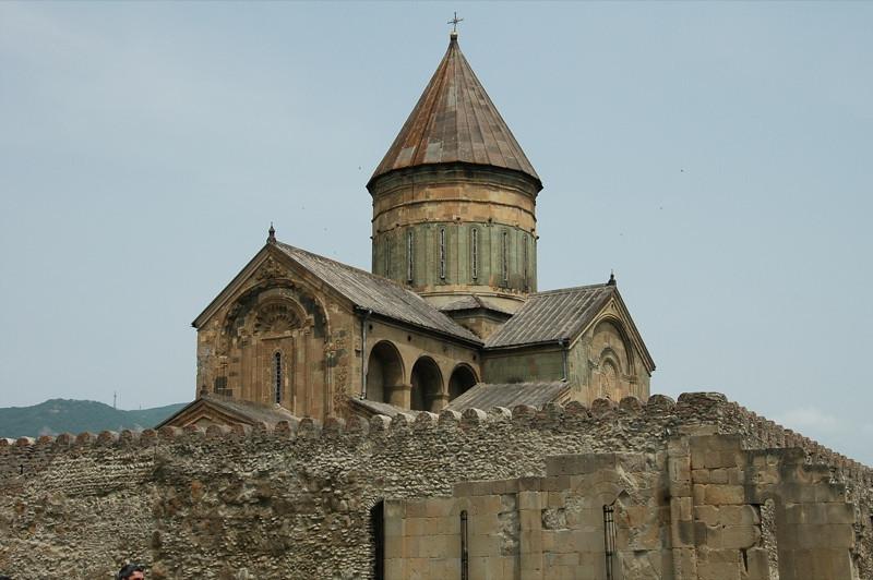 Svetitskhoveli Cathedral - Mtskheta, Georgia
