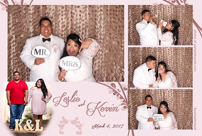 LED Open Air Photo Booth