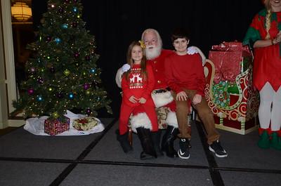 PHOTOS: Christmas Eve Breakfast with Santa