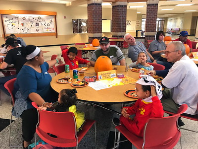 KRR-Life Literacy Halloween Party  102917