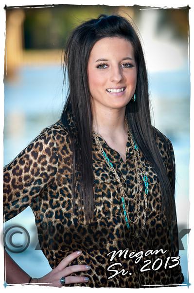 Megan Smith Sr 2013