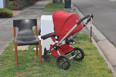 Pram Rescue - recovery, re-use and re-homing of quality modern prams.