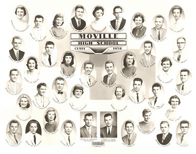 Moville High School - Class of 1958