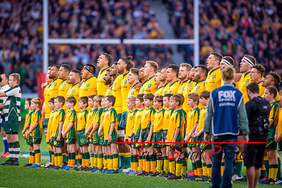 Perth Test Qantas Wallabies vs All Blacks 10.08.2019