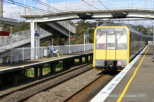 Railways around Sydney