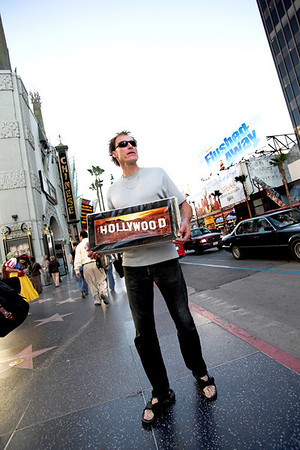 Selling Hollywood