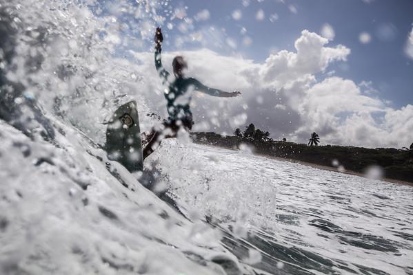 surf in dominican republic