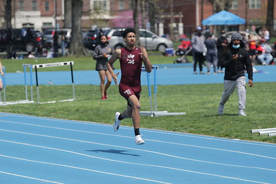 Outdoor Track 2021 at St Dominic Invitational