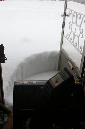 Phoenixville PA Snowstorm 2 6 10