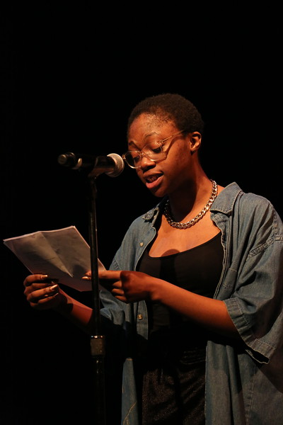 First Wave Poetry Sharing, Miriam Coker