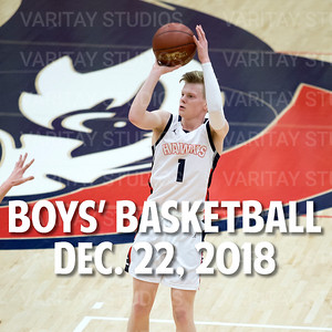 Prairie Boys Basketball 12-22-2018