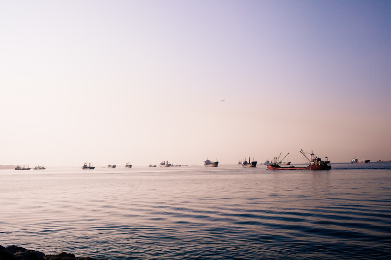 Good morning on the sea of Marmara, Istanbul (Turkey)