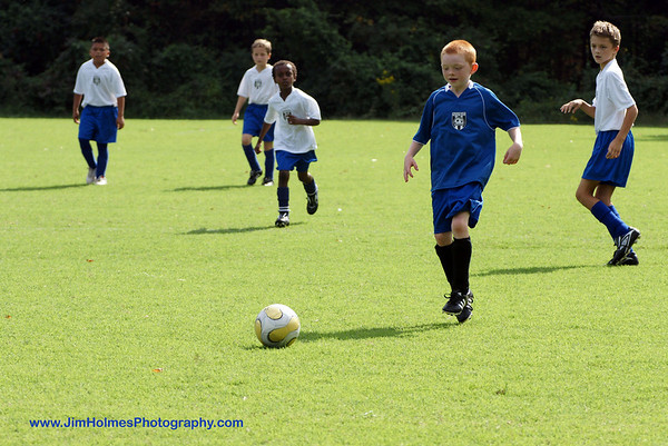 My Son's Soccer Game Sept 25, 2010