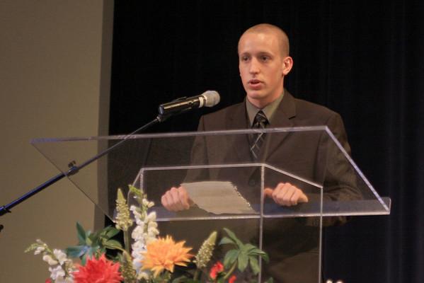 Homeschool graduation 2008