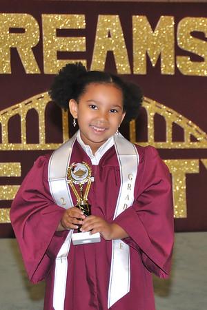 Jasmine Gradney | Kindergarten Ceremony