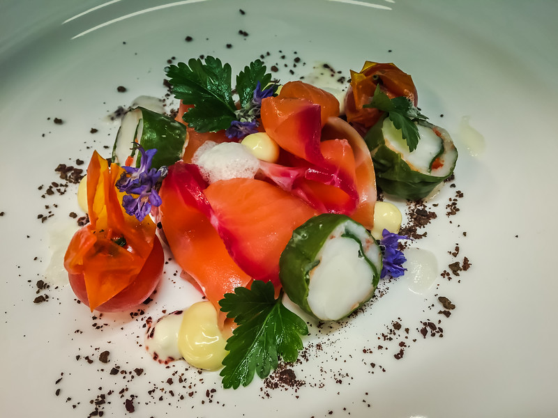 Pen-y-bryn Lodge - Exquisite Cuisine
