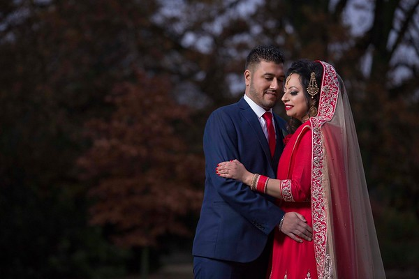 GOPI & NAZ'S CIVIL CEREMONY