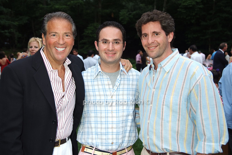 Glenn Myles, David Zarin, David Waxman .photo by Rob Rich © 2008 516-676-3939 robwayne1@aol.com