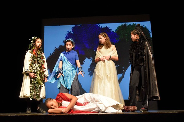 Middle School Musical - Once on This Island Jr.